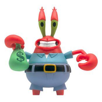 Bob l´éponge figurine ReAction Mr. Krabs 10 cm