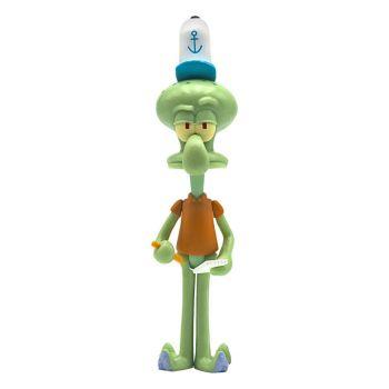 Bob l´éponge figurine ReAction Squidward 10 cm