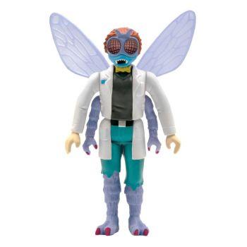 Les Tortues ninja figurine ReAction Baxter Stockman 10 cm