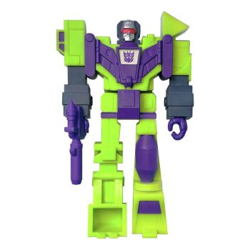 Transformers Wave 3 figurine ReAction Devastator 15 cm