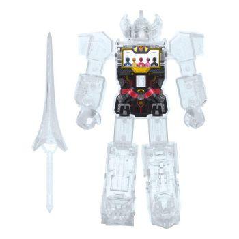 Transformers figurine Super Cyborg Cyborg Megazord (Clear) 28 cm
