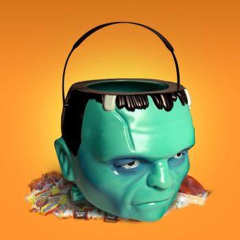 Universal Monsters seaux de Halloween Frankenstein 18 cm