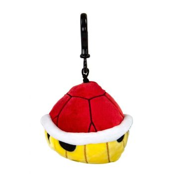 Mario Kart porte-clés peluche Mocchi-Mocchi Red Shell 10 cm