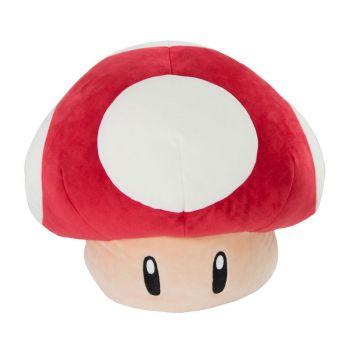Mario Kart  peluche Mocchi-Mocchi Super Mushroom 40 cm
