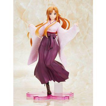 Sword Art Online Alicization statuette PVC Coreful Asuna Japanese Kimono Ver. 20 cm