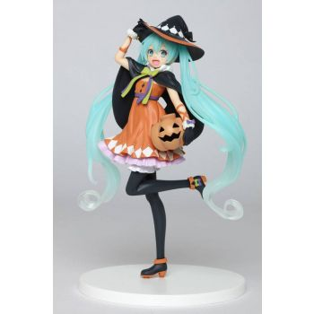Vocaloid statuette PVC Hatsune Miku 2nd Season Autumn Ver. 18 cm