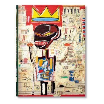 Jean-Michel Basquiat livre XXL
