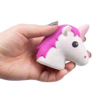Licorne figurine anti-stress 10 cm