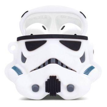 Star Wars étui pour boîtier AirPods PowerSquad Stormtrooper
