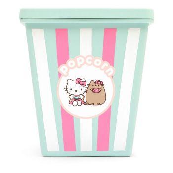 Pusheen machine à popcorn Hello Kitty