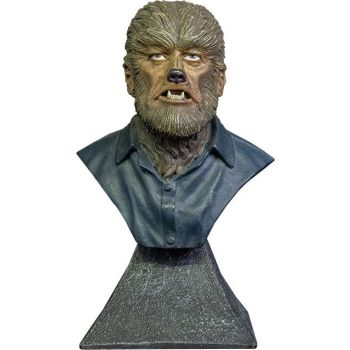 Universal Monsters buste mini The Wolf Man 15 cm
