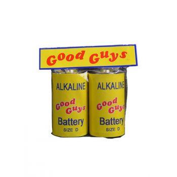 Chucky, la poupée de sang réplique 1/1 batteries Good Guys
