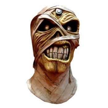 Iron Maiden masque latex Powerslave Mummy