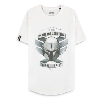 Star Wars : The Mandalorian T-Shirt This is the Way