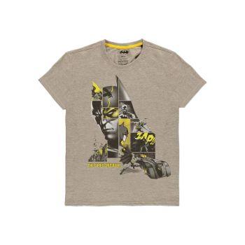 Batman T-Shirt Caped Crusader