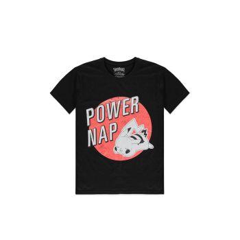 Pokémon T-Shirt Pikachu Power Nap