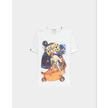 Star Wars T-Shirt Luke Poster