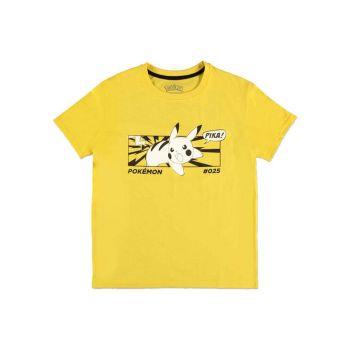 Pokémon T-Shirt femme Pika