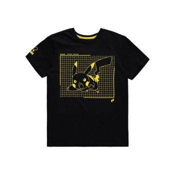 Pokémon T-Shirt Attacking Pika
