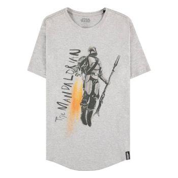 Star Wars : The Mandalorian T-Shirt Jet Pack