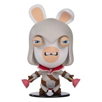 Assassin's Creed / Raving Rabbid Ubisoft Heroes Collection figurine Chibi Rabbid Ezio 10 cm