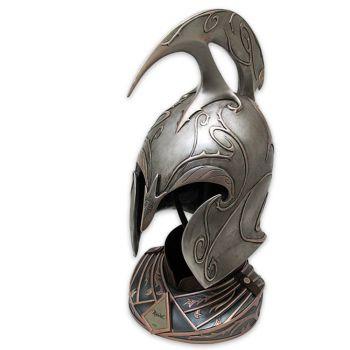 Le Hobbit La Désolation de Smaug réplique 1/1 casque d'Elfes de Rivendell