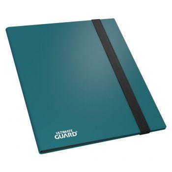 Ultimate Guard album portfolio A4 FlexXfolio Bleu Pétrole