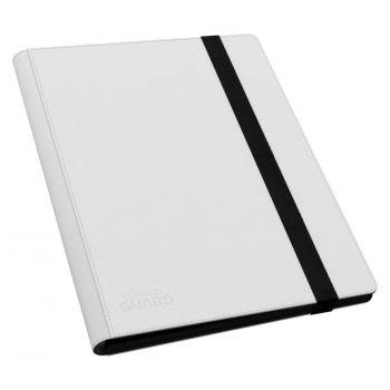 Ultimate Guard album portfolio A4 FlexXfolio XenoSkin Blanc