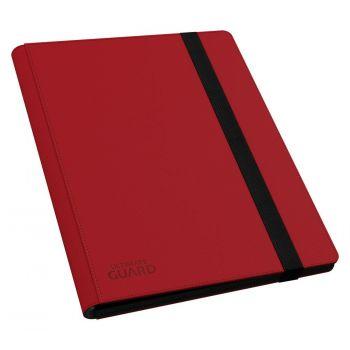 Ultimate Guard album portfolio A4 FlexXfolio XenoSkin Rouge