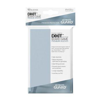Ultimate Guard 90 pochettes Premium Soft Sleeves jeux de plateau Dixit™