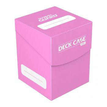 Ultimate Guard boîte pour cartes Deck Case 100+ taille standard Rose