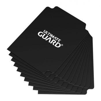 Ultimate Guard 10 intercalaires pour cartes Card Dividers taille standard Noir