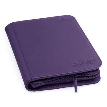 Ultimate Guard 4-Pocket ZipFolio XenoSkin Violet
