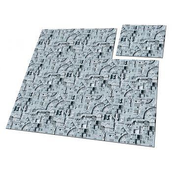 Ultimate Guard Battle-Tiles 1' Starship 30 x 30 cm (9)