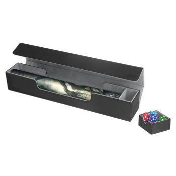 Ultimate Guard Flip´n´Tray Mat Case XenoSkin™ Noir