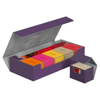 Ultimate Guard Superhive 550+ taille standard XenoSkin™ Violet