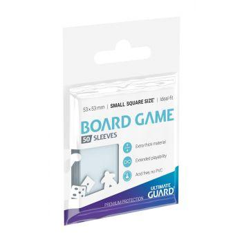 Ultimate Guard 50 pochettes Premium Soft Sleeves jeux de plateau au format petit carré