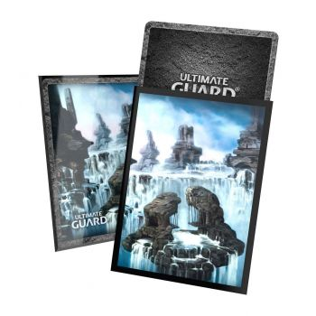 Ultimate Guard 100 pochettes Printed Sleeves taille standard Lands Edition II Île