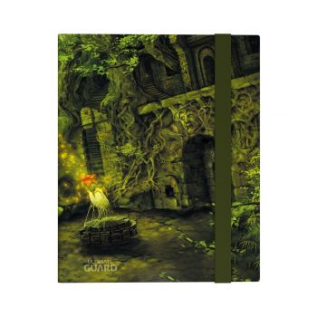 Ultimate Guard 9-Pocket FlexXfolio Lands Edition II Forêt