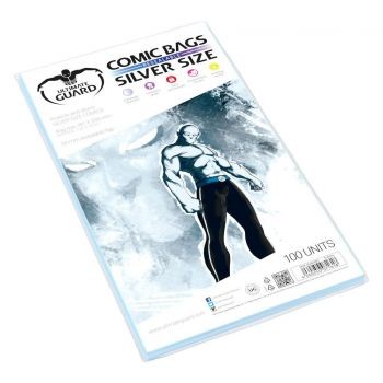Ultimate Guard pochettes comics refermables (Silver Size) (100)