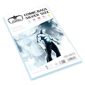 Ultimate Guard pochettes comics (Silver Size) (100)