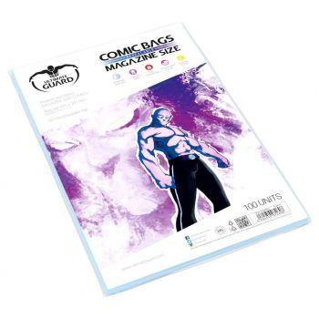 Ultimate Guard pochettes Comics refermables (Magazine Size) (100)
