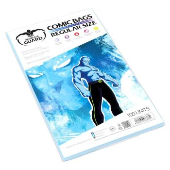 Ultimate Guard pochettes comics refermables (Regular Size) (100)