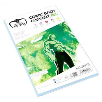 Ultimate Guard pochettes comics BIG (Current Size) (100)