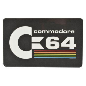 Commodore 64 planche à découper Logo