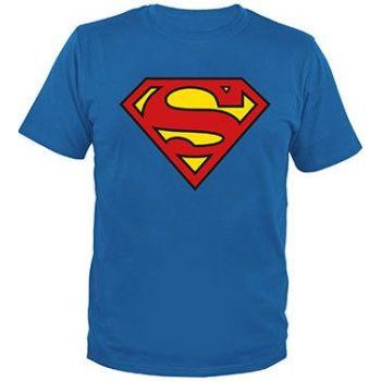Superman T-Shirt Classic Logo