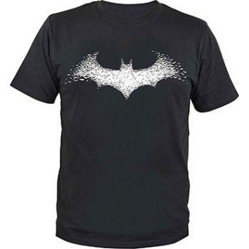Batman T-Shirt Batarang Logo