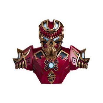 Marvel Super buste PVC Urban Aztec Iron Man by Jesse Hernandez 18 cm
