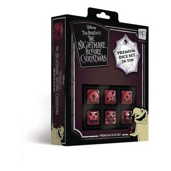 L'Etrange Noël de Mr. Jack pack dés Premium 6D6 (6)