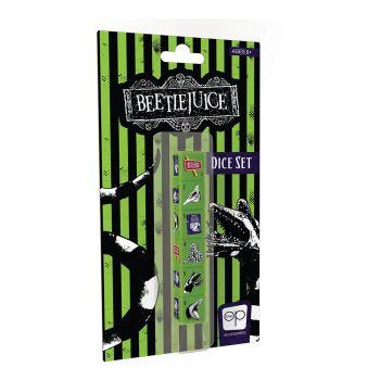 Beetlejuice pack dés 6D6 (6)